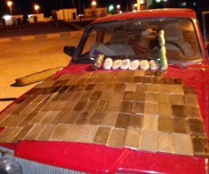 سقوط 3 متهمين يتاجرون في الحشيش والهيروين والأقراص المخدرة بالإسماعيلية