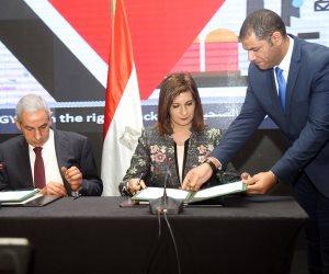 كيف يشترك المصريون بالخارج فى الخريطة الاستثمارية لتنمية الصناعة الوطنية؟ (صور)