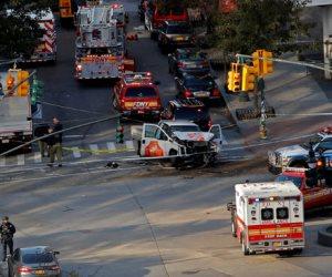 """""""داعش"""" يعلن مسئوليته عن حادث الدهس الإرهابى فى مانهاتن الأمريكية"""