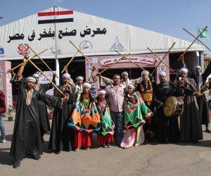 رئيس جامعة عين شمس: نهدف لغرس قيم الانتماء بتشجيع الصناعات الوطنية (صور)