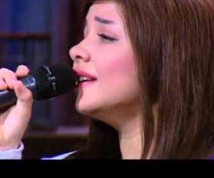"""الخميس.. المطربة مريم محمد ضيفة  """"الليلة"""" على شاشة الفضائية المصرية"""