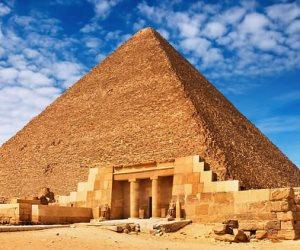الآثار المصرية تجوب العالم.. عرض حجر جيرى نادر من الهرم الأكبر فى معرض باسكتلندا