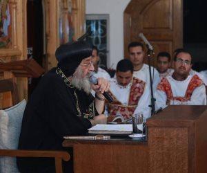 البابا تواضروس: النبي سليمان تعلق بالنساء وانحرف في الزيجات لكنه آخر عمره أوصى بطاعة الرب (فيديو)