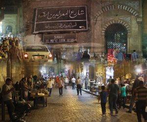 النشرة المرورية: إغلاق نفق الأزهر نصف ساعة.. وكثافات في شارع المعز وميدان العتبة