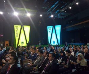 """منتدى شباب العالم.. أينشتاين لـ""""صوت الأمة"""": أعشق التكنولوجية (فيديو)"""