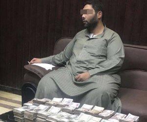 تاجر يختلق واقعة تعرضه للسرقة بالإكراه ويستولى على 750 ألف جنيه بالغربية