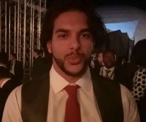 منتدى شباب العالم.. اليمني سهيل عبد المغني: التعليم هو السبيل لتطور المنطقة العربية (فيديو)