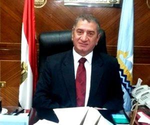 محافظ كفر الشيخ يستعرض المشروعات الخدمية بالمحافظة