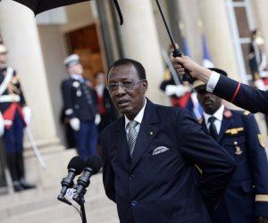 الرئيس التشادى: الشعب الأفريقى هو المسؤول عن مصيره والقارة السمراء تملك الكثير من الموارد