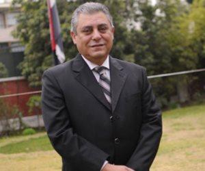 سفير مصر في تل أبيب: السلام بين الفلسطينيين والإسرائيليين يدعم مكافحة الإرهاب