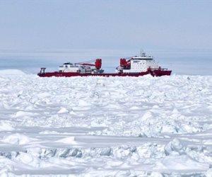 """""""شيوهلونغ"""" الصينية في رحلة استكشافية جديدة بالقطب الجنوبي"""