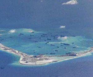 سلاح الجو الأمريكى يجرى مناورات قرب بحر الصين الجنوبى