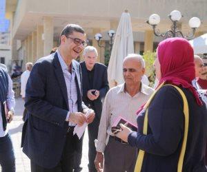 تعرف على برنامج وقائمة محمود طاهر الكاملة في انتخابات الأهلي (صور)