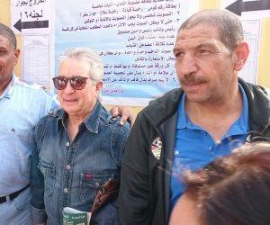 حلمي طولان يظهر في انتخابات النصر .. اعرف السبب (صور)