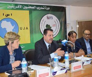 المدير التنفيذي لمجموعة إعلام جنوب أفريقيا: مصر أحدثت تطور فى الإعلام بعد ثورة 25 يناير