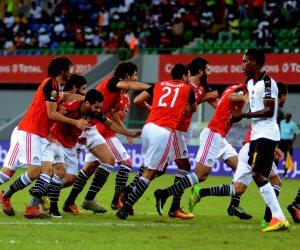 30 دقيقة.. غانا تبحث عن هدف التقدم وإكرامي يتألق (فيديو)