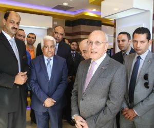 وزير الإنتاج الحربى يفتتح معرض التحرير للمنتجات المدنية.. وتخفيضات كبيرة على جميع المعروضات (صور)