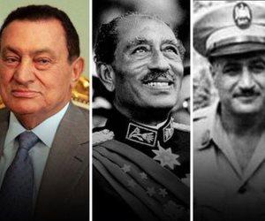 بالأرقام: تركة رؤساء مصر .. من جنيهات عبد الناصر لـ مليارات مبارك (انفوجراف)