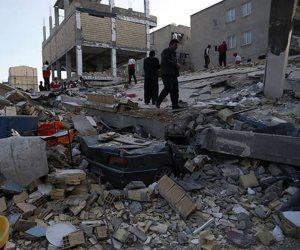 430 قتيلا حتى الآن جراء زلزال إيران