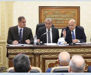 البرلمان يكشف تجاوزات بوزارة التموين.. والمصيلحي يدافع عن موقف الحكومة (صور)