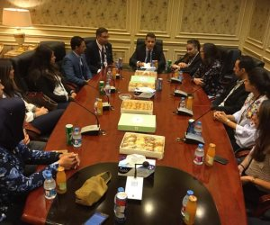 وزيرة الهجرة: أبناء الجاليات المصرية بالخارج يمثلون درعا للدفاع عن الأمن القومي