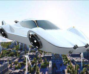 تعاون بين شركتى أوبر وناسا لإطلاق سيارات الأجرة الطائرة في لوس انجلوس