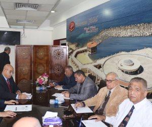 المهن التعليمية: تطبيق برنامج الحماية المدنية بنادي الشاطئ بالإسكندرية