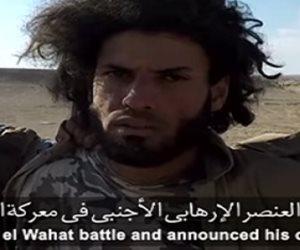 إرهابي الواحات يكشف كواليس القبض عليه
