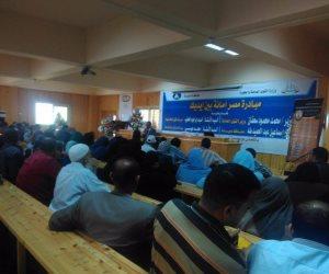 محمد سعفان: نسعى لحماية حقوق العمال وتنمية الموارد البشرية لزيادة الإنتاج