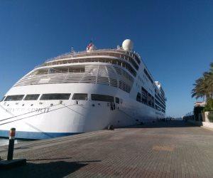 فتح بوغاز ميناء الإسكندرية والدخيلة رغم سوء الأحوال الجوية