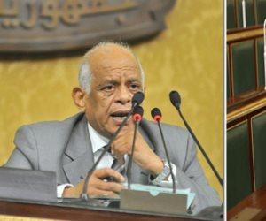 «عبدالعال» يواجه النواب المزوغين في البرلمان بـ«الغول»