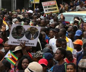 الاتحاد الأوروبي يرسل مراقبين للانتخابات فى زيمبابوى