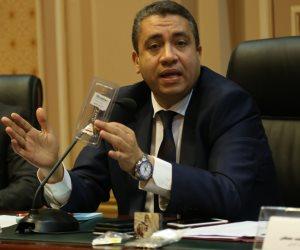محمد علي يوسف:  السيسي بطل ضحي بنفسه في 30 يونيو