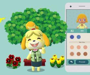 لعبة Animal Crossing: Pocket Camp تصل إلى الهواتف الذكية غدا