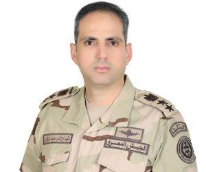 قوات الجيش الثالث تضبط مخزن مقذوفات مضادة للدبابات وقذائف هاون في سيناء
