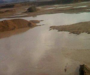 انخفاض كبير فى درجات الحرارة.. أمطار رعدية ورياح شمال سيناء