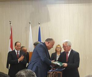 توقيع مذكرة تعاون أمني بين مصر وقبرص