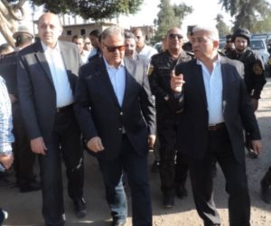 وزير الداخلية يتابع نتائج حملة الأمن العام بالشرقية (صور)