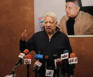مرتضى منصور: «قفلت النادي بالمفتاح لمدة أسبوع والمدة قابلة للزيادة لمواجهة كورونا»
