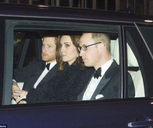 احتفالا بالذكرى السنوية الـ 70 لزواج الملكة اليزابيث.. كيت ترتدى قلاده الأميرة ديانا