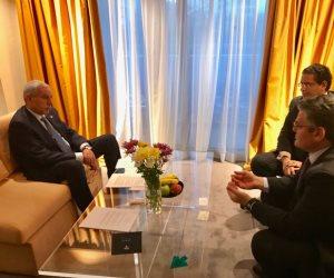طارق قابيل: 163 مشروعا مشتركا بين مصر وقبرص باستثمارات مليار دولار
