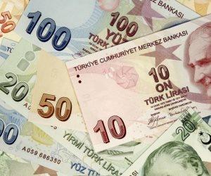 الليرة التركية تواصل الهبوط إلى قاع جديد أمام الدولار واليورو