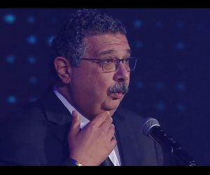 ماجد الكدواني خلال تكريمه في مهرجان القاهرة السينمائي: فخور أني ولدت بمصر