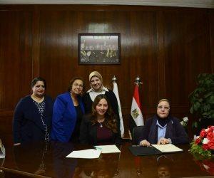 المعاهد القومية توقع برتوكول تعاون لتطبيق منهج كامبريدج للاختبارات الدولية بمدارسها