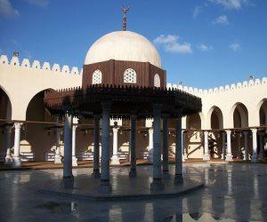 تعرف على سبب إنهاء خدمة إمام وخطيب مسجد «عمرو بن العاص»