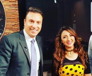 """غدا ...آية عبدالله في ضيافة برنامج """"الليلة"""" مع محمد السماحي"""