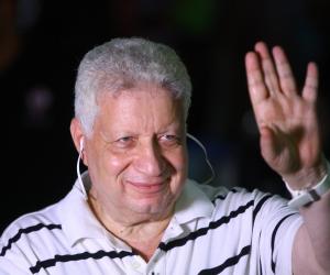 مرتضى منصور يهنئ الخطيب برئاسة الأهلي
