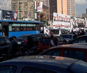 مرور الجيزة يرفع 12 سيارة متروكة ودراجة بخارية