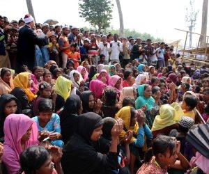 بورما تأمر الروهينغا بمغادرة منطقة حدودية غير مأهولة