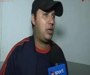 """محمد عودة يشيد بلاعبى المقاولون على """"ON Sport"""" رغم الخسارة بثلاثية من سموحة"""
